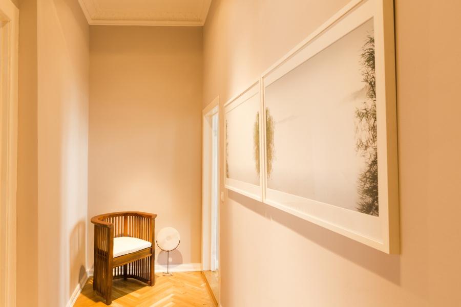 Praxis Ästhetik Berlin - Ruhige entspannte und private Atmosphäre in den Praxisräumen