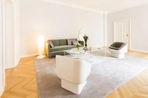 Ästhetik Berlin, Praxis für Plastische und Ästhetische Chirurgie - Warteraum